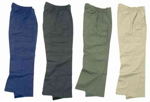 Security Pants Seven Pocket